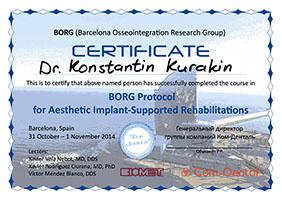 BORG (Barselona Osseointegration Research Group)