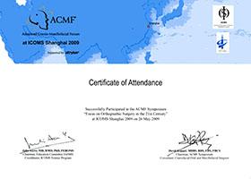 Advanced Cranio-Maxillofacial Forum at ICOMS Shanghai