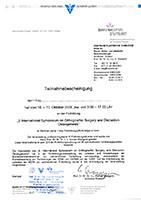 5 International Symposium on Orthognathic Surgery and Distraction Osteogenesis
