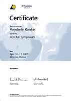 AO CMF Symposium