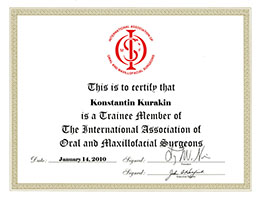 International Association of Oral and Maxillofacial Surgeons